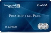 Continental Presidential Plus