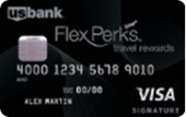 FlexPerks Travel Rewards Card