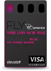 They are determined by the type of fare you purchased, your destination, if you are an active U S military personnel and/or dependent, if you have status with Virgin America's (VX) frequent flyer program, status with an affiliated carrier, or if you have a Virgin America (VX) sponsored credit/charge card.